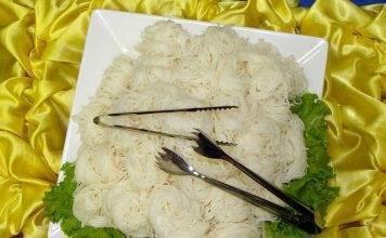 สูตรขนมจีนน้ำพริก