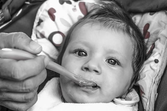 อาหารเสริมทารก 4 เดือน