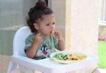 เด็กกับการกินอาหาร