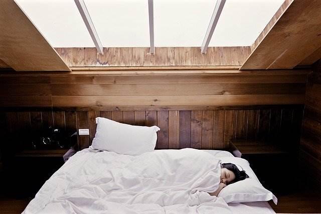 นอนหลับ